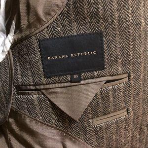 Banana Republic Wool dress suit jacket